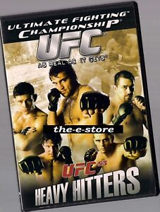 UFC - Ultimate Fighting Championship - DVD - 53 Heavy Hitters.