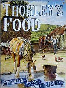 Thorley S Food History