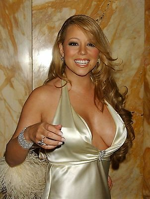 MARIAH CAREY 8X10 GLOSSY PHOTO PICTURE IMAGE #2