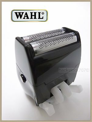 NEW Wahl OEM Replacement Dual Head Shaver Screen Foil Trimmer 9818 9854 9888