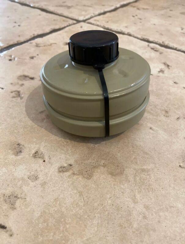 New Sealed Military Israeli Gas Mask Nato Filter 40MM