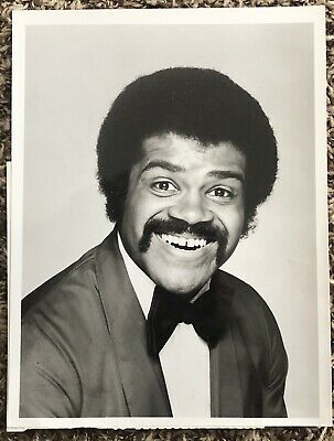 The Love Boat Bartender (Vintage Ted Lange LOVE BOAT Press photo 1978 7.5 x 9.75 Isaac the)