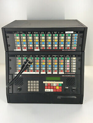Zetron Model 4118 Dispatch Console 4115 Console Expander