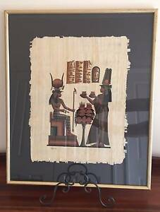 Egyptian Papyrus Paintings Balcatta Stirling Area Preview