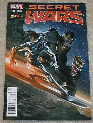 SECRET WARS 4 DELL OTTO INFINITY GAUNTLET THANOS SILVER SURFER EXCLUSIVE VARIANT