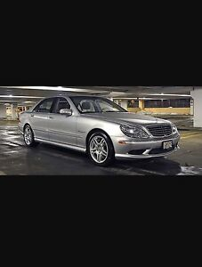 2003 Mercedes Benz S55 AMG ***PARTS CAR **