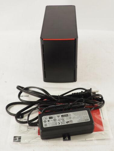 Buffalo Technology LS220D0802 LinkStation SoHo 2Bay Desktop 8TB Hard Drives