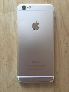 iPhone 6 gold bell