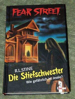 Gebraucht, R. L. Stine - FEAR STREET - DIE STIEFSCHWESTER - Wie gefährlich ist Jessie gebraucht kaufen  Leimersheim