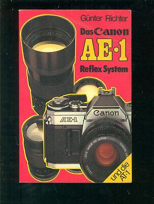 Das Canon AE 1 Reflex System