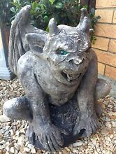 Large HEAVY Concrete Gargoyle Statue Beenleigh Logan Area Preview