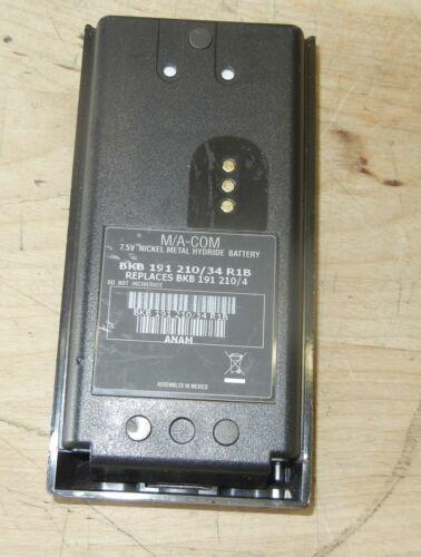 2700 Mah 7.5V BATTERY FOR MACOM HARRIS OEM JAGUAR P7100 P5100 191210/34 R1B