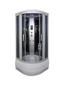 1001NOW Corner Steam Shower Room Enclosure 36