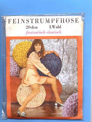 Originale FEINSTRUMPFHOSE ohne Naht, Gr.46 - 48   inka