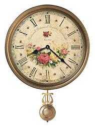 Howard Miller 620440 Savannah Botanical Vii Wall Clock