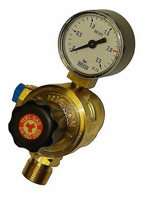 Bernzomatic Mapp-gas ( Mapp Gas Regulator with Gauge for Oxyturbo & Bernzomatic Welding Kits E871)