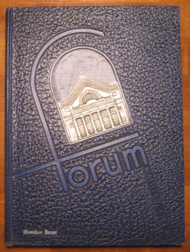 Senn High School Yearbooks - Chicago, IL
