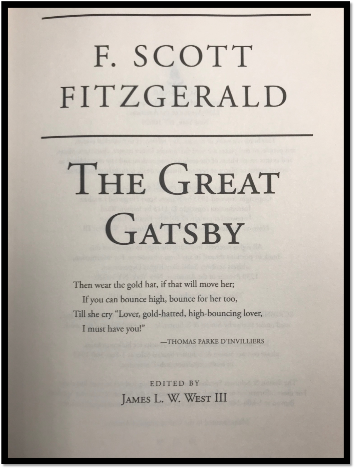 the theme of love in the great gatsby by f scott fitzgerald and to the lighthouse by virginia woolf -- james dickey    the great gatsby is a novel by the american author f scott fitzgerald first published on april 10, 1925, it is set on long island's north shore and in new york city during the summer of 1922.