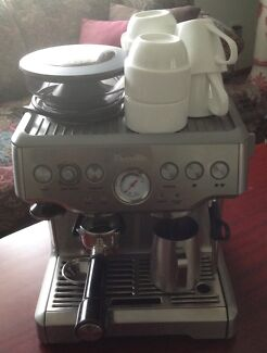 Breville Barista Express BES870 in excellent condition