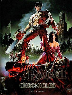 Sam Raimi Chronicles - Tanz der Teufel Hercules Xena MPW Peter Osteried Buch NEU