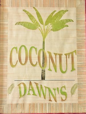 COCONUT DAWN'S