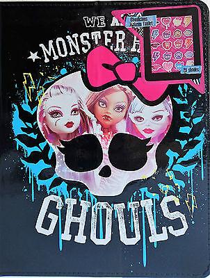 Monster High   Ghoulicious Makeup Tablet   Eye Shadows & Lip Gloss   20 Shades ()
