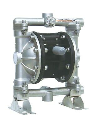 Industrial Chemical Resistant Stainless 12 Inch Air Tf Diaphragm Pump