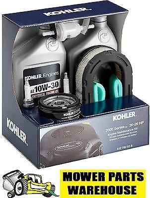Oem Kohler Engine Maintenance Kit 32 789 02 S 7000 Series 20 26Hp Kt715 Kt745