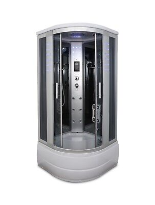 Kokss Steam-Shower Space Enclosure New 2018 unit Y8004-AS