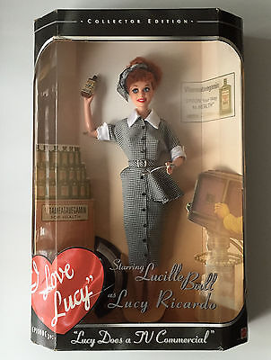 "I Love Lucy Doll ""Lucy Does A TV Commercial """