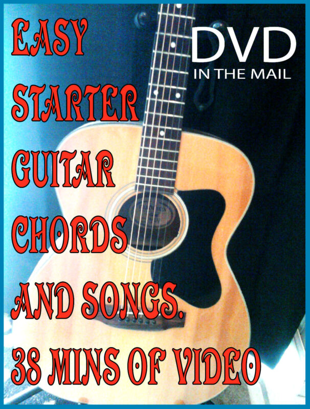 Acoustic  Guitar Lessons Easy for Beginners
