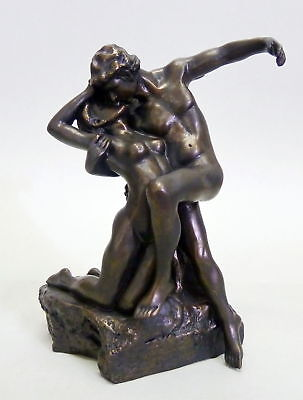 L'Éternel Printemps Ewiger Frühling AUGUSTE RODIN Skulptur Parastone Museum RO20