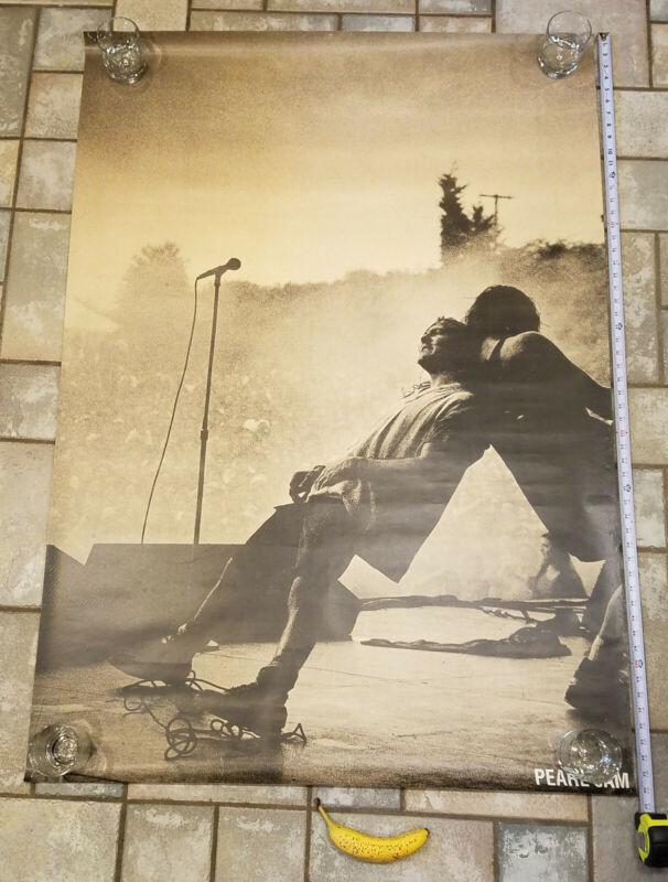 Vintage Pearl Jam Subway Poster 40x60