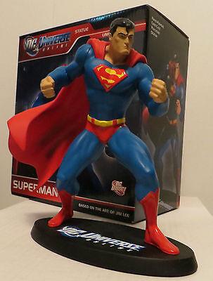 Lee Büste (Dc Universe Online Superman Statue #0247/5000 von Jim Lee Maquette Büste Figur)