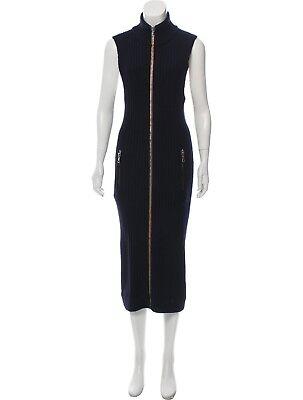 ACNE STUDIOS Benita Rib Sweater Dress Small