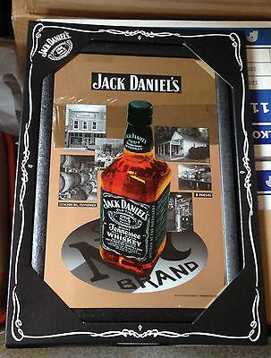 Jack Daniels 1866 Bar Spiegel 20x30 ovp - erstklassiger Druck !