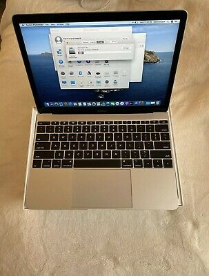"Apple MacBook Air 12"" Retina MNYH2LL/A 2017 m3@1.20Ghz 8GB 256GB"