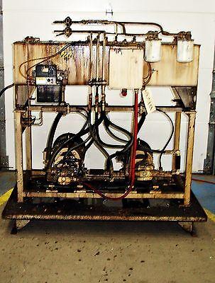 Sls1d32 Fluid Systems Hydrolic Power Unit Twin 7.5hp Pumps 15220dc