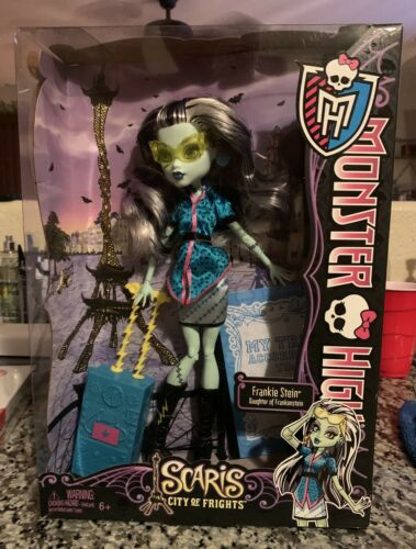 Monster High Scaris City Of Frights Frankie Stein Doll - $19.99