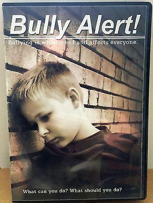 (BULLY ALERT (DVD, 2007) Educational, New Hanover County Schools, Wilmington, NC)