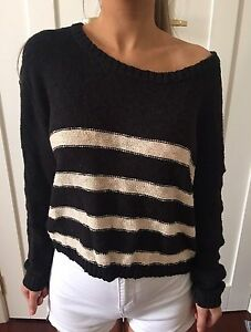 Mink Pink slouch sweater Reservoir Darebin Area Preview