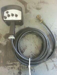 new auto crane control pendant 680179000 11 pin plug 3203 eh 4004 eh prx