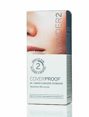 Coverproof Foundation  Faultless 24  Breakthrough  30 Days Money Back Guarantee