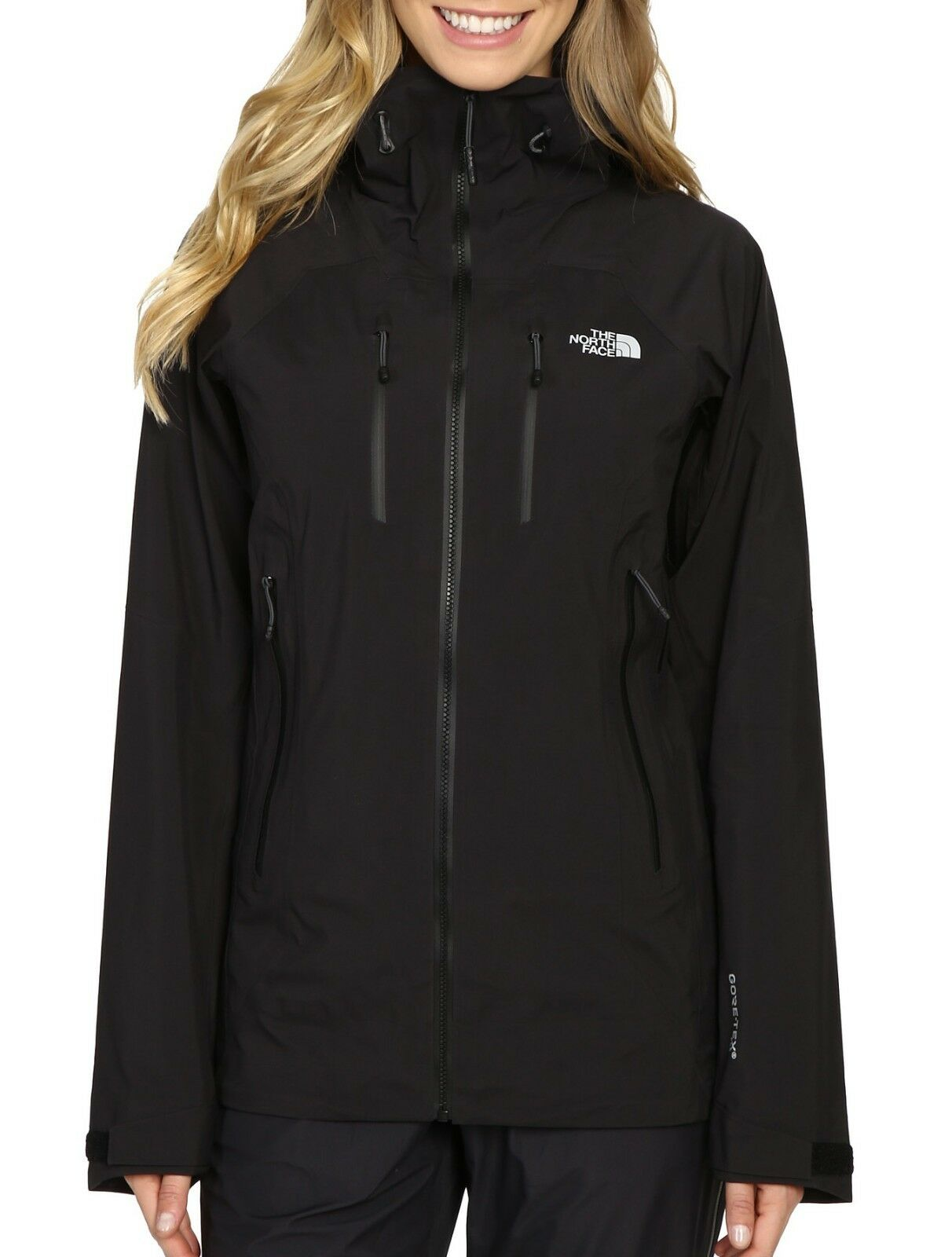 womens-north-face-black-dihedral-gore-tex-shell-jacket-m-new-599
