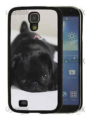 Cute Black Pug Style Back Hard Case For Phone iPod Touch Models P8 Ipod