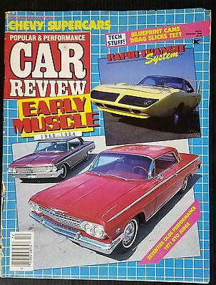 Muscle Car Review Dec 1985 Chevy Supercars - 1971 Pontiac GTO Judge - Impala SS