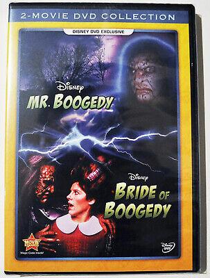 Disney Mr. Boogedy & Bride of Boogedy 2 Movie DVD Region 1 (USA/Canada) New