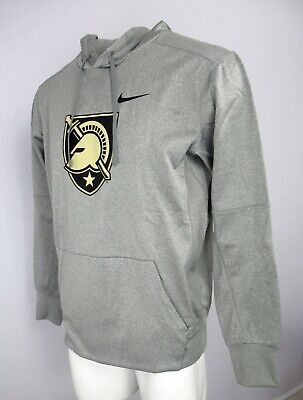 Nike Army West Point Black Knights Football Performance Hoodie Mens Size Medium