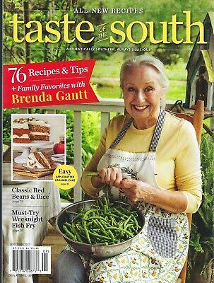 Taste of the South       September  2021  Brenda Gantt