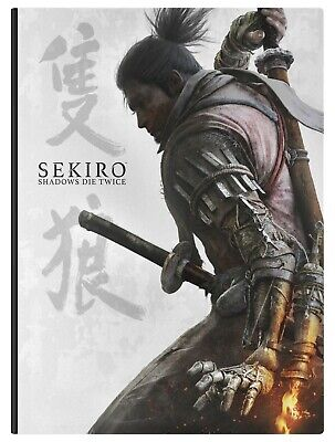 Sekiro Shadows Die Twice Official Game Guide - *UPDATE NOW IN STOCK*